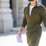 tuta jumpsuit fashion uomo moda