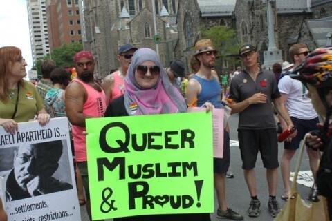 musulmani gay donna lesbica islamica pride
