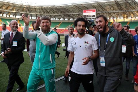 salah kadyrov cecenia