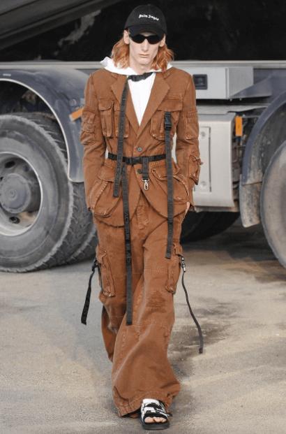 fashion moda uomo estate tendenze tasche
