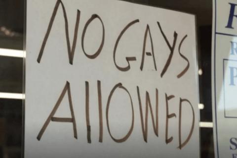 omofobia stati uniti
