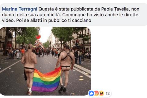 marina terragni pride fake news