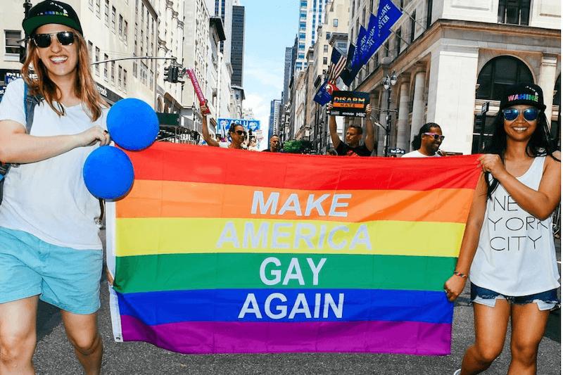 New York City Pride 2018