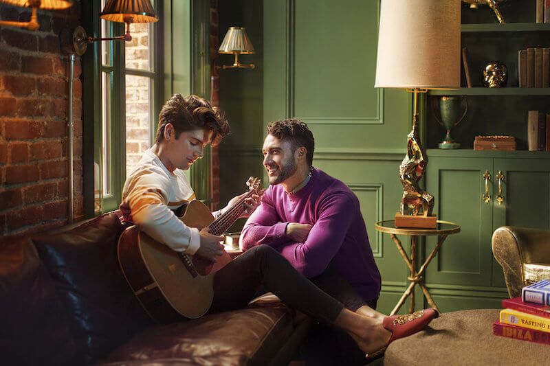 Braden Summers: le coppie gay nel suo progetto All Love Is Equal