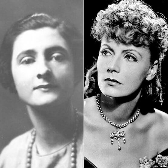 Greta Garbo e Mercedes De Acosta