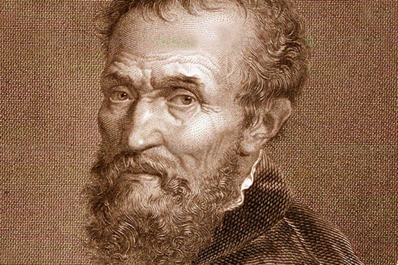 Michelangelo Buonarroti e Tommaso Dei Cavalieri