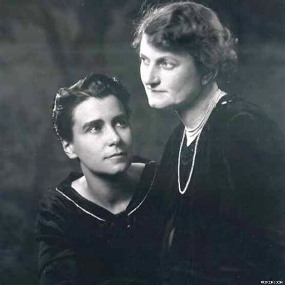 Dorothy Arzner e Marion Morgan