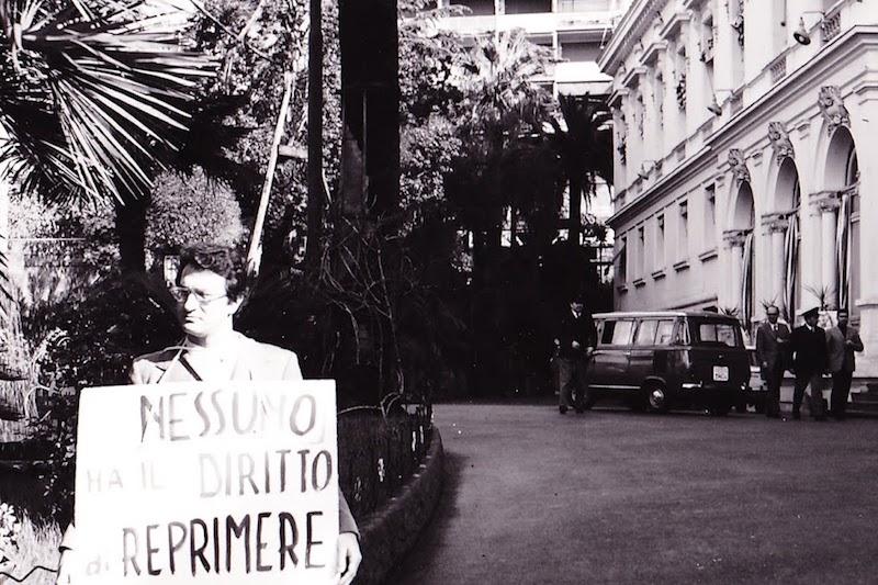 La Stonewall italiana: la prima manifestazione LGBT si tenne a Sanremo