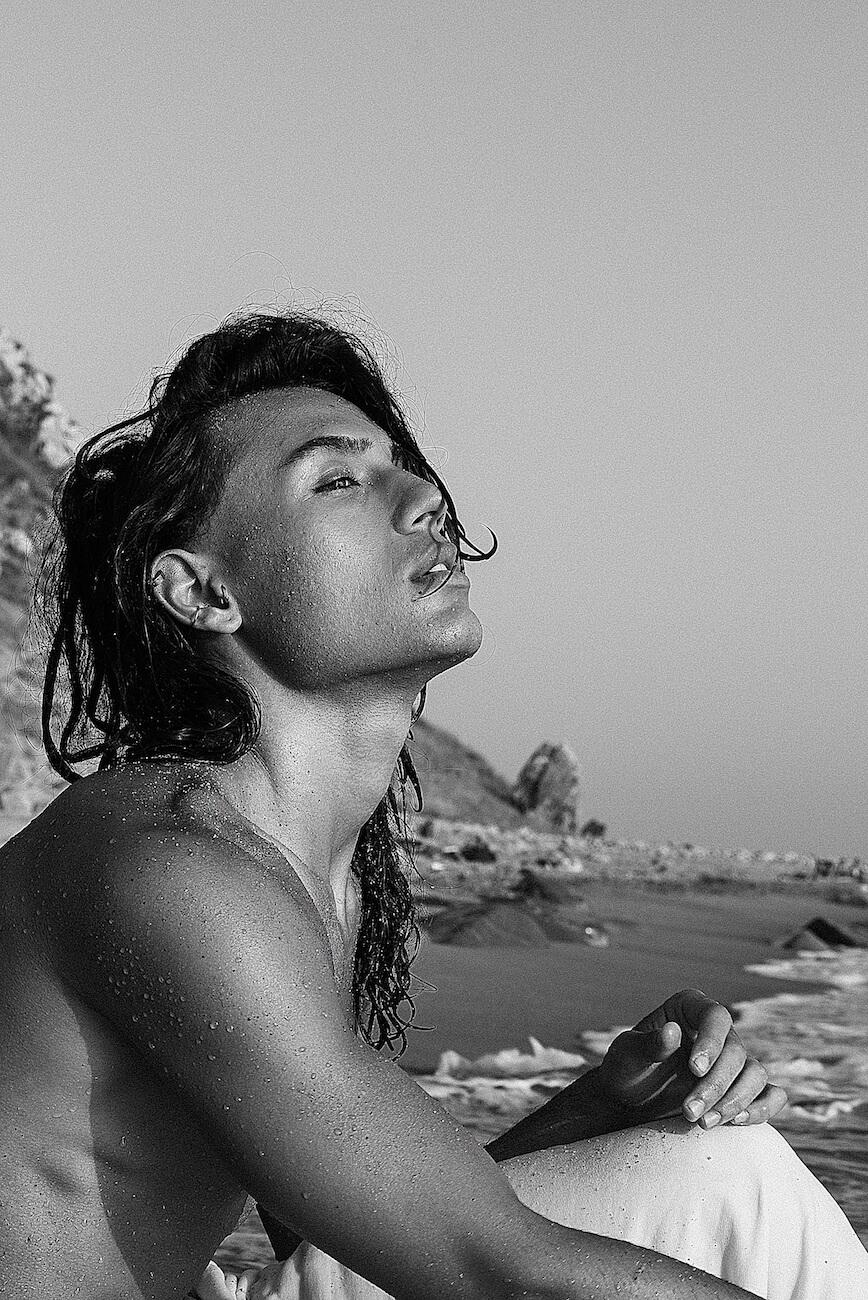 Gli scatti di Alessia Giuffrida con Domenico Barbalace