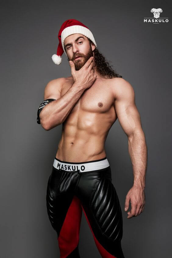I sexy Babbo Natale