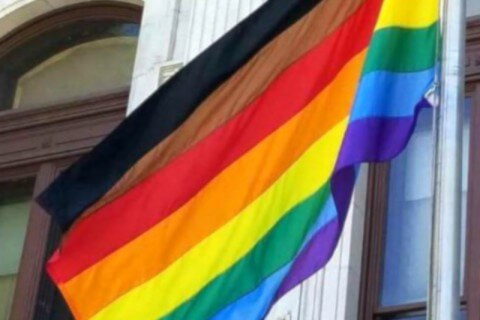 bandiera rainbow