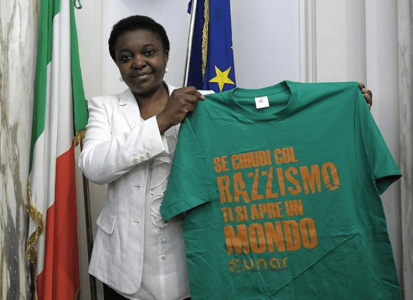 Calderoli assolto per l'insulto razzista all'ex ministra Kyenge