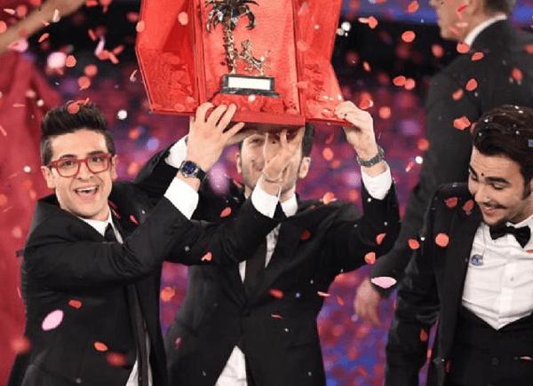 il volo vincono Sanremo 2015