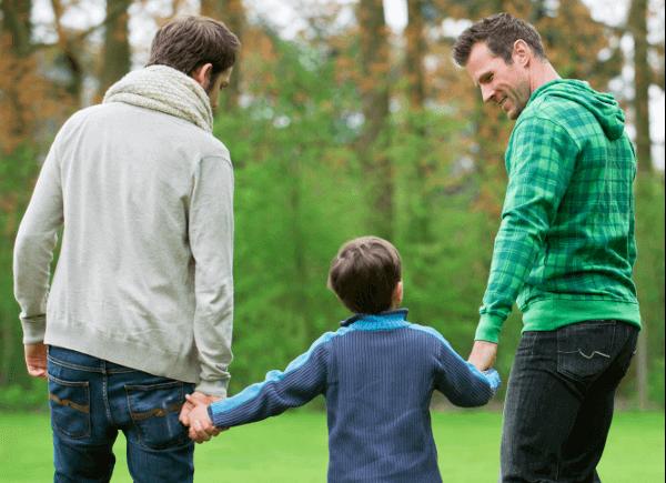festa del papà gay